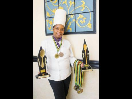 Dedicating close to two decades to the culinary arts, Chef Patrice Malcolm has won a number of awards.