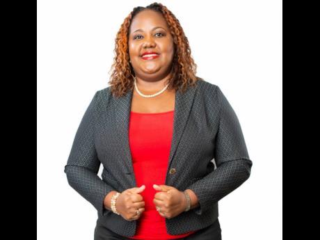 Caren Scott-Dixon, head of enterprise risk management and group compliance, Sagicor Group Jamaica.