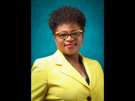 Darlene Jones, executive director, Jamaica Institute of Financial Services.