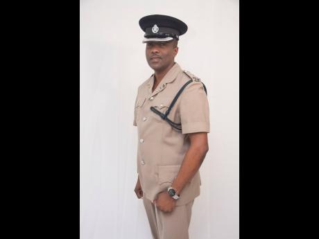 Superintendent Vernon Ellis, commander of the St James police.