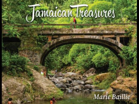 Jamaican Treasures front cover.
