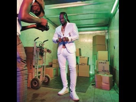 Reggae and dancehall artiste I-Octane says he feels younger and happier after losing 90 pounds in four months.