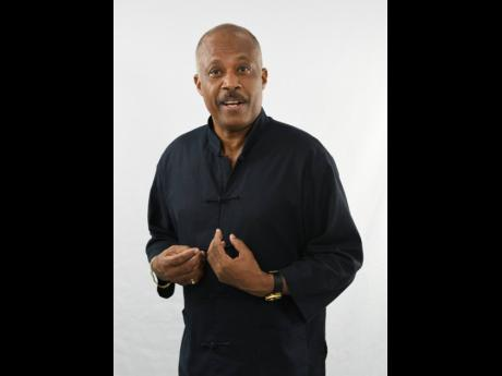 UWI Vice-Chancellor Hilary Beckles has said that he can't stop racing to tie his laces.