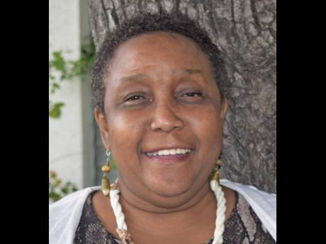 Eltha Brown, national coordinator of the joint United Nations/Government of Jamaica project.