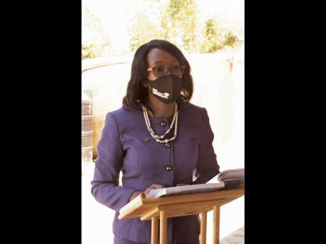 Davia Johnson Newman, principal, Alston Primary and Infant School