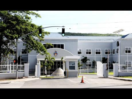 The University of the West Indies Regional Headquarters at Mona, Kingston.