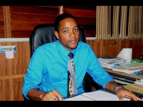Linvern Wright, president of the Jamaica Association of Principals of Secondary Schools.