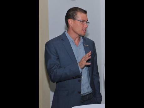 Adam Stewart, executive chairman of Sandals Resorts International.