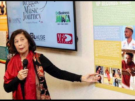 VP Records founder Patricia Chin, recently released the book, 'Miss Pat – My Musical Journey'.