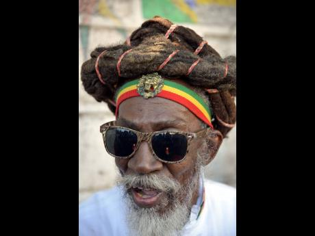 Bunny Wailer was a strong advocate for the legalisation of marijuana.