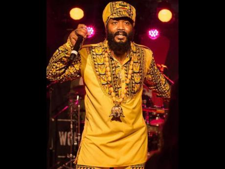 Reggae singer, Warrior King, wants his new collab, 'Africa Love' to resonate with African people around the globe.
