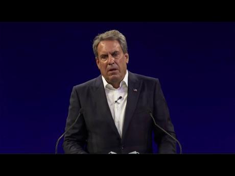 General Motors President Mark Reuss.
