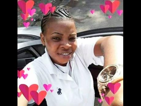 Tamara Higgins, the slain taxi operator.