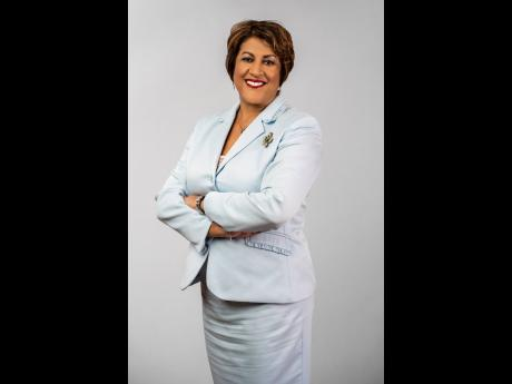 Natalie Haynes, deputy governor of the Bank of Jamaica.