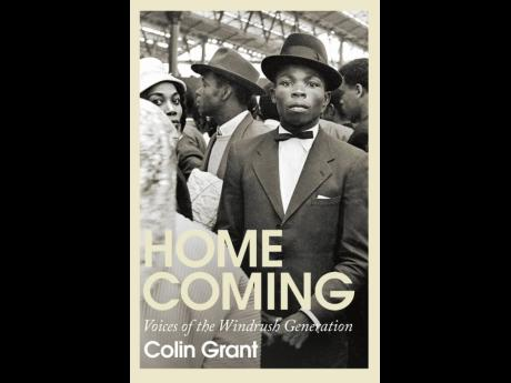 Book cover of 'Homecoming'.