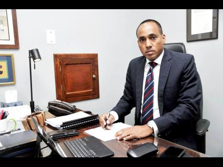 File  Criminal defence attorney Peter Champagnie.