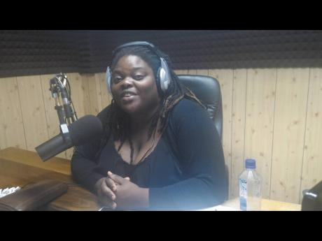 Tiffany Thompson is a guest on a RJR radio programme on April 10, 2018.