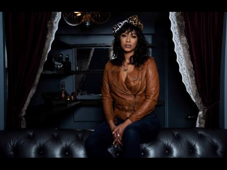 Two-time Grammy nominee Keri Hilson is promoting her upcoming TV movie 'Lust: A Deadly Sins Story', premiering tonight on Lifetime.