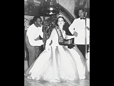 Miss Jamaica 1955 Marlene O'Brien passed away last Friday at her home in Fairfield, Connecticut after a long illness. She was 83.