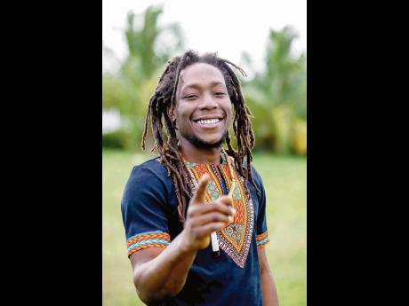 Reggae artiste Jahdon has a number of talents. Not only is he cooking up an album, but he's launching a new food-centred series on YouTube.