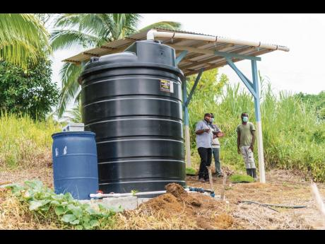 Rainwater harvesting is being championed as a viable solution to water storage and security in the Caribbean.