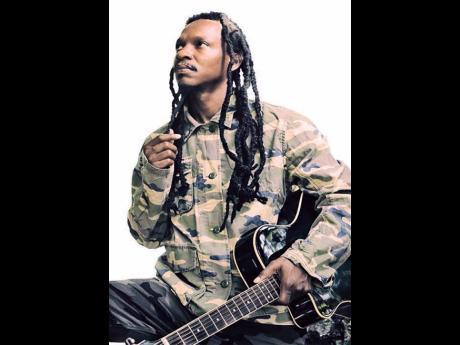 Recording artiste Nature Ellis recently released his third studio album, titled 'Revolution Choice'.Recording artiste Nature Ellis recently released his third studio album, titled 'Revolution Choice'.