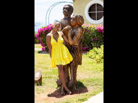 Travel chick extraordinaire, Onesha Martin, recently travelled to the 'most romantic site' in Jamaica, Lovers' Leap, to explore all that the attraction has to offer.