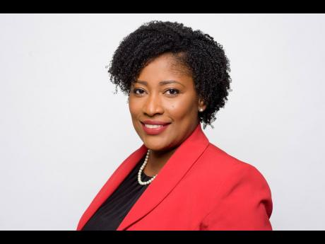 Tanikie McClarthy Allen, senior director for sustainability and corporate affairs at J. Wray & Nephew.