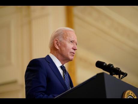United States President Joe Biden.