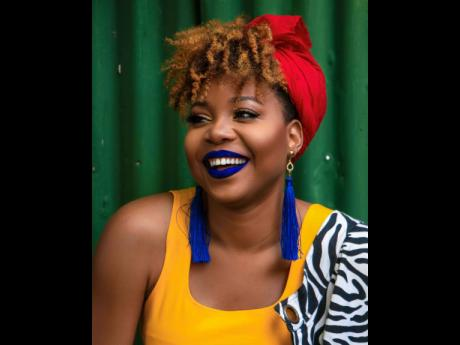 Music isn't the only thing keeping Kimberly Nain busy these days. The reggae singer is the policy director of International Health for the Ministry of Health and Wellness.Music isn't the only thing keeping Kimberly Nain busy these days. The reggae sing