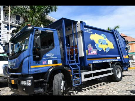 The NSWMA says it requires a minimum of 100 reliable trucks to adequately carry out its mandate in the Metropolitan Parks and Markets region..