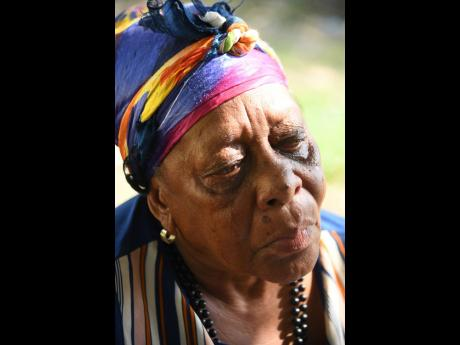 Beverly Miller Haynes grieves the death of her youngest son, Tremaine Stewart.