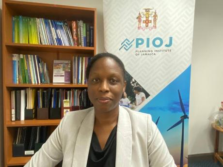 Suzette Johnson, director for Policy Research, Planning Institute of Jamaica.