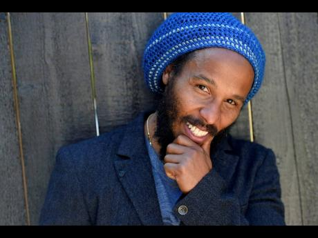 Musician Ziggy Marley poses for a portrait in Los Angeles on May 2, 2016. The son of reggae icon Bob Marley and Rita Marley will perform at Nat Geo's Earth Day Eve 2021 streaming concert on Wednesday.