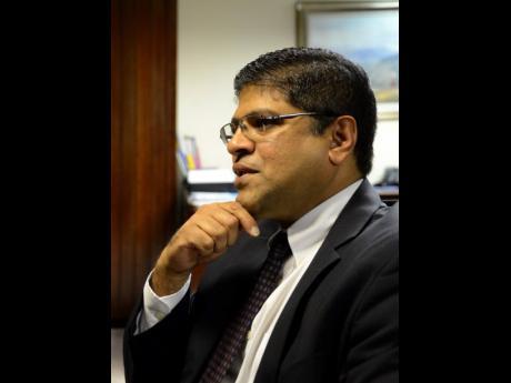 Managing Partner of Portland JSX Limited, Robert Almeida.