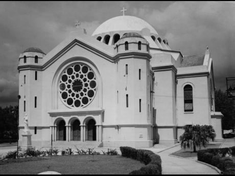 A file photo of the Holy Trinity Cathedral in downtown Kingston. Three Roman Catholic bishops within Jamaica issued a joint statement in the face of the pandemic of crime and violence gripping Jamaica. It is not unusual for Catholic bishops to make stateme