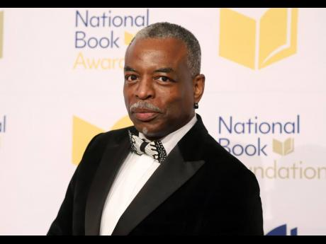 LeVar Burton will serve as guest host on the game show 'Jeopardy!'
