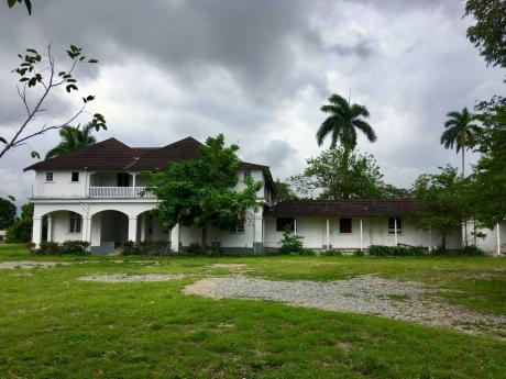 62 Lady Musgrave Road, an elegant two storey house, which was headquarters of the fledging University College of the West Indies (UWI) from 1947 until 1950.