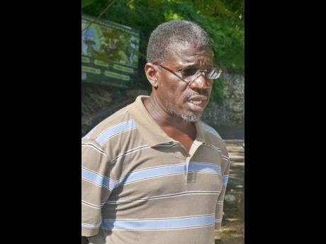Reverend Jonathan Hemmings, pastor of the Ocho Rios Baptist Church in St Ann.
