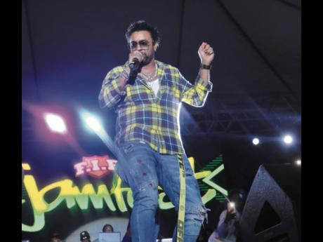 Shaggy the special guest for 'Lets Connect with Ambassador Marks' on May 6.