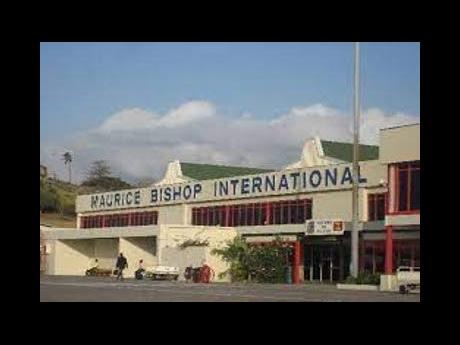 The Maurice Bishop International Airport.