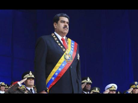 AP Nicolas Maduro, president of Venezuela.