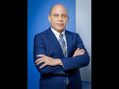 Jamaica Producers Group CEO Jeffrey Hall.