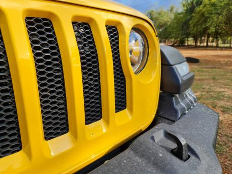 The vehicle has an eight-speed automatic transmission, paired with a 2-litre engine.