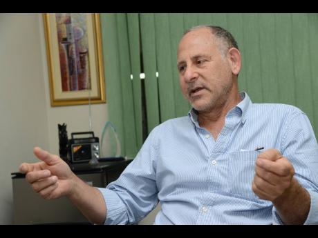 John Mahfood, CEO of Jamaican Teas Limited.