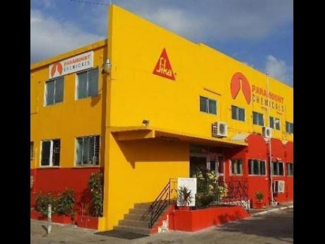 Paramount Jamaica head offices.