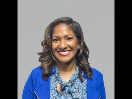 Gillian Jackson, senior business adviser, The Jamaica National Group.
