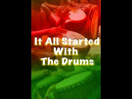 'It All Started with The Drums' was commissioned in 1987 by the New York City Department of Cultural Affairs, and produced and released by Fiwi Productions.