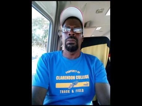 Keith Dunkley, the Clarendon College school bus driver who succumbed to injuries from Tuesday's crash in Chapelton.