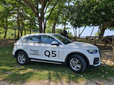 2021 Audi Q5.